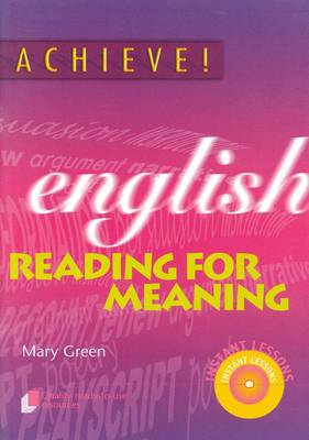Reading for Meaning by Mary Green