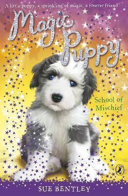 Magic Puppy: School of Mischief book
