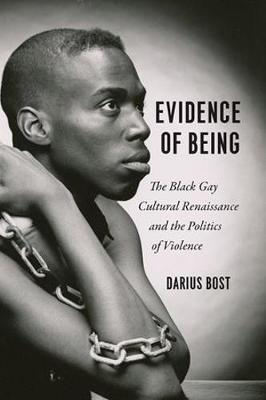 Evidence of Being - The Black Gay Cultural Renaissance and the Politics of Violence book