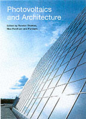 Photovoltaics and Architecture book