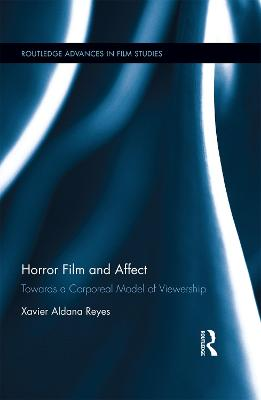 Horror Film and Affect book