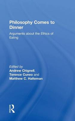 Philosophy Comes to Dinner book
