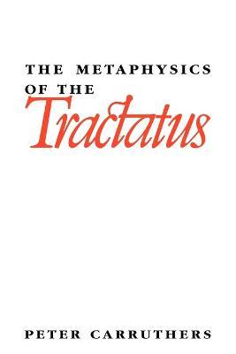 Metaphysics of the Tractatus book