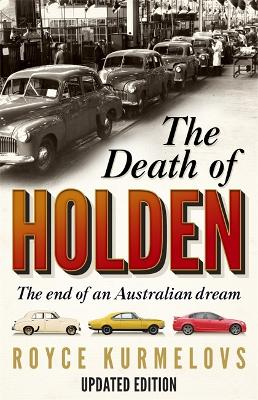 Death of Holden book