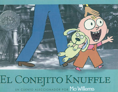 Conejito Knuffle by Mo Willems