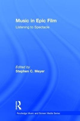Music in Epic Film book