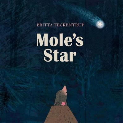 Mole's Star by Britta Teckentrup