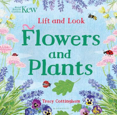 Kew: Lift and Look Flowers and Plants by Tracy Cottingham