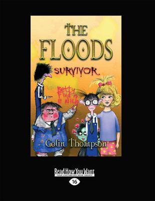 Floods 4: Survivor by Colin Thompson