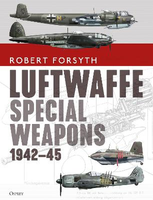 Luftwaffe Special Weapons 1942-45 by Robert Forsyth