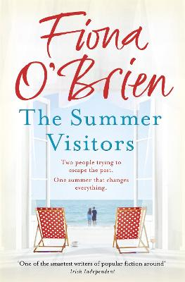 The Summer Visitors by Fiona O'Brien