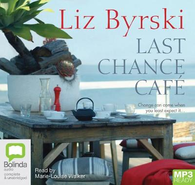 Last Chance Cafe by Liz Byrski