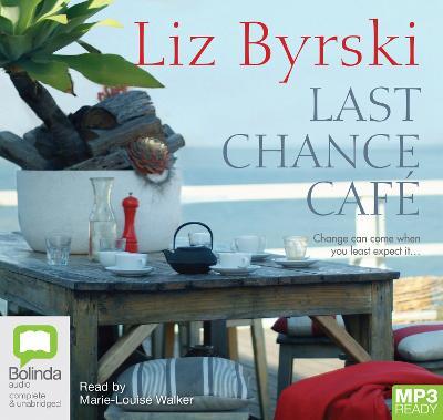 Last Chance Cafe by Liz Byrski