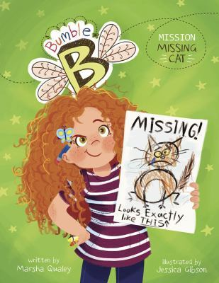Mission Lost Cat by Marsha Qualey
