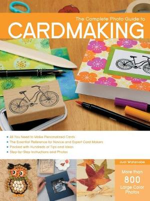 Complete Photo Guide to Cardmaking book