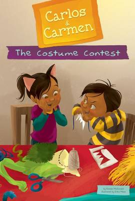 The Costume Contest by Kirsten McDonald