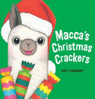 Macca's Christmas Crackers book