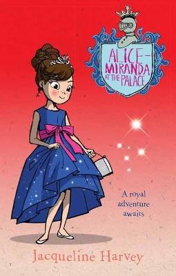 Alice-Miranda at the Palace book