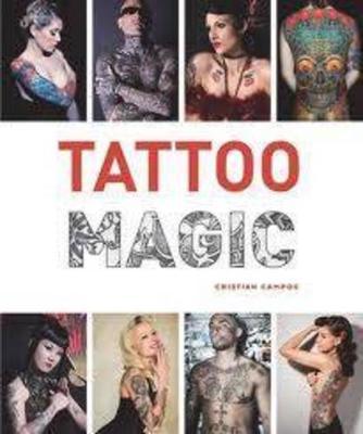 Tattoo Magic book