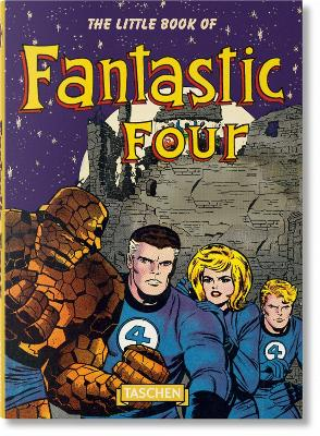 Little Book of Fantastic Four book