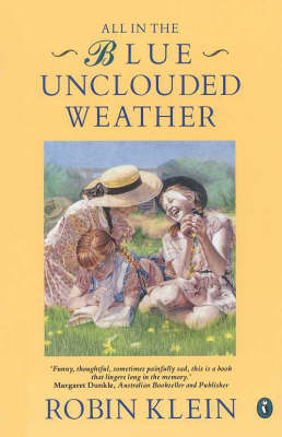 All in the Blue Unclouded Weather book