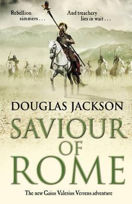Saviour of Rome by Douglas Jackson