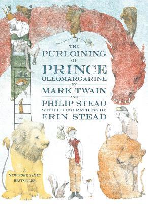The Purloining of Prince Oleomargarine book