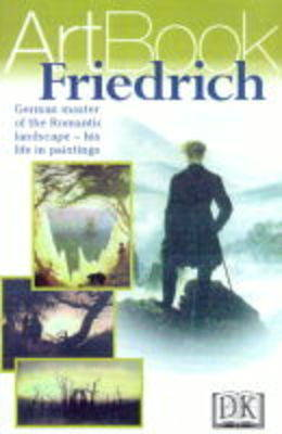 DK Art Book:  Friedrich by