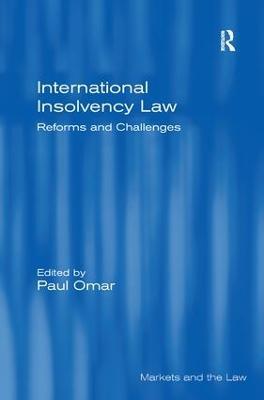 International Insolvency Law by Paul Omar
