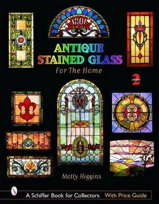 Antique Stained Glass for the Home book