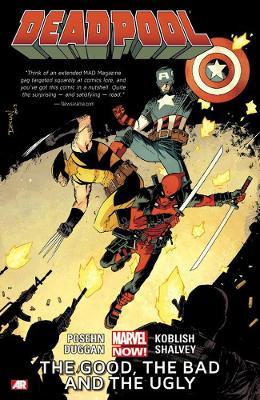 Deadpool by Brian Posehn