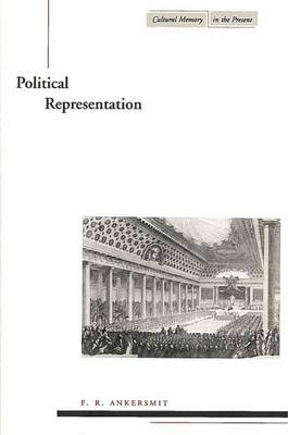 Political Representation by F. R. Ankersmit