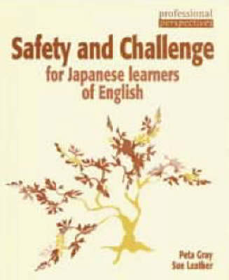 Safety & Challenge for Japanese learners of English book
