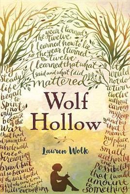 Wolf Hollow book