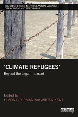 Climate Refugees book