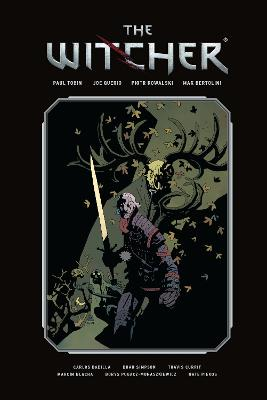 The Witcher Library Edition Volume 1 by Paul Tobin