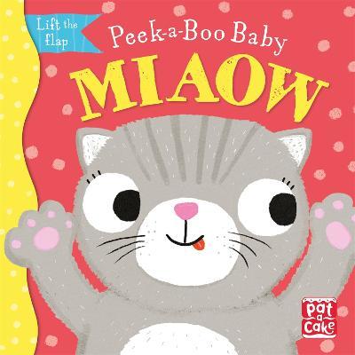 Peek-a-Boo Baby: Miaow book