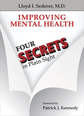 Improving Mental Health by Lloyd Sederer