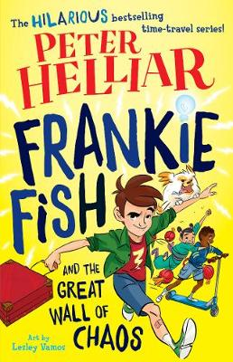 Frankie Fish and the Great Wall of Chaos book