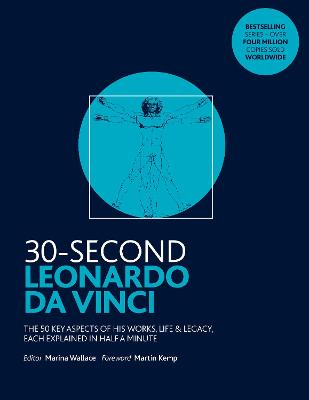 30-Second Leonardo da Vinci book