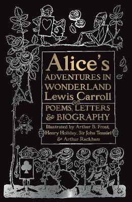 Alice's Adventures in Wonderland by Flame Tree Studio