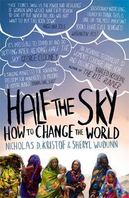 Half The Sky by Nicholas D. Kristof