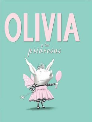 Olivia y las Princesas book