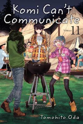 Komi Can't Communicate, Vol. 11 book
