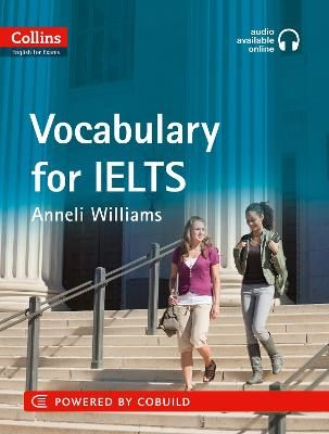 Vocabulary by Anneli Williams