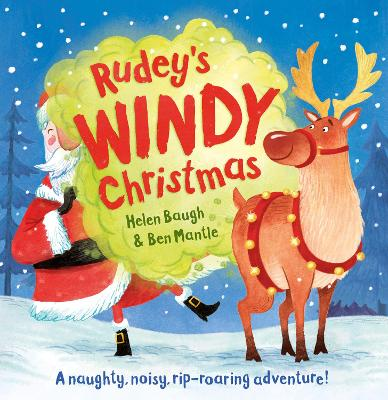 Rudey's Windy Christmas by Helen Baugh