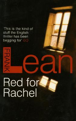 Red For Rachel book