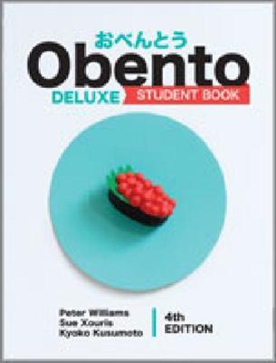 Obento Deluxe Student Book by Peter Williams