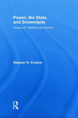 Power, the State, and Sovereignty book