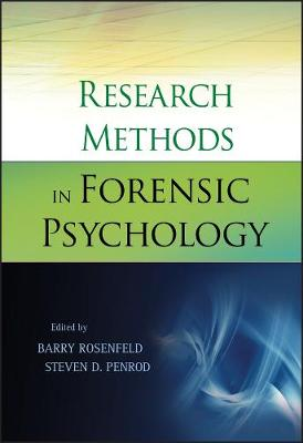 Research Methods in Forensic Psychology book